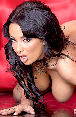 Anissa Kate comes from France where she is the hottie among...