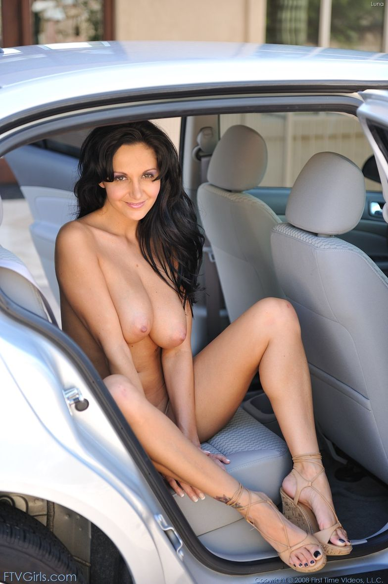 Ava Addams It Is Not That Easy Posing Naked In A Public Place But That