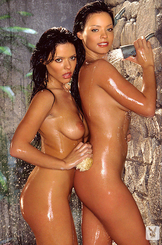 Can not playboy ikki twins naked