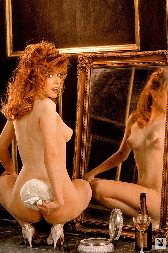 sexy woman man in nake