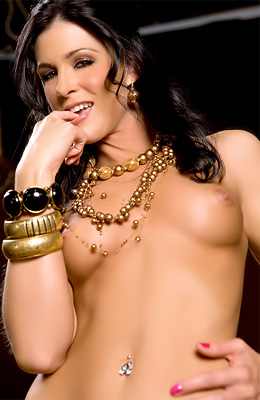 India Summer has just come home from a glamorous party, and...