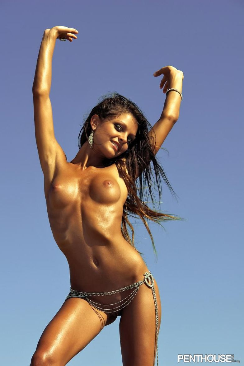 christine hermosa in nude