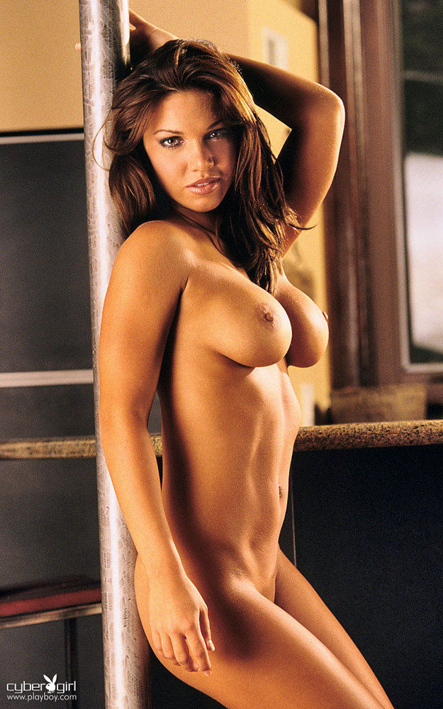 Paula jones nude playboy