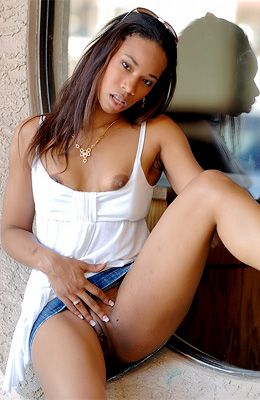 Pleasure Bunny - what a name. This ebony darling from the...