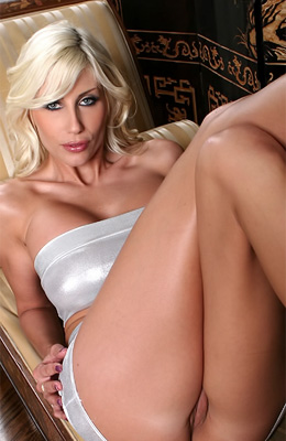Puma Swede is one of the most popular blonde busty pornstars...