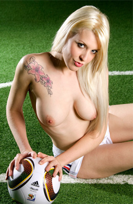 Soccer is what Purple loves but there is something that she...