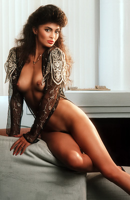 Rebecca Ferratti is your old-school Euro hottie and she is...