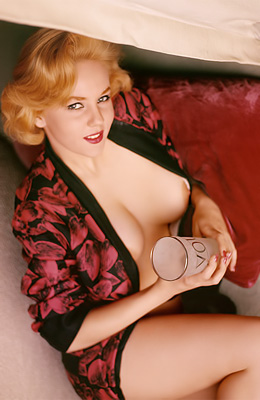 Are you ready for some vintage photos? Colleen Farrington is...
